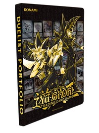 Yu-Gi-Oh! Golden Duelist Collection Duelist Portfolio