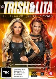 WWE: Trish & Lita: Best Friends, Better Rivals on DVD image