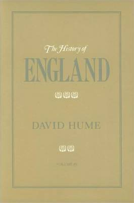 The History of England: v. 4 by David Hume image