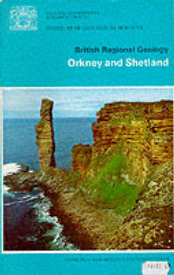 Orkney and Shetland by W. Mykura image