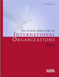 The Europa Directory of International Organizations 2002 image