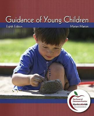 Guidance of Young Children by Marian C Marion image