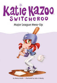Major League Mess-Up by Nancy Krulik image