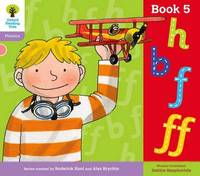 Oxford Reading Tree: Level 1+: Floppy's Phonics: Sounds and Letters: Book 5 by Roderick Hunt