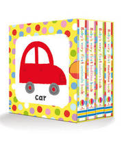 Baby's Very First Little Library - set includes Bedtime, Animals, Mealtimes and Getting Dressed