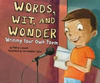 Words, Wit, and Wonder by Nancy Lowen image