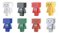 Yotsubato: Danboard (Colour Basic Ver.) Mini-Figure - (Blind Box)