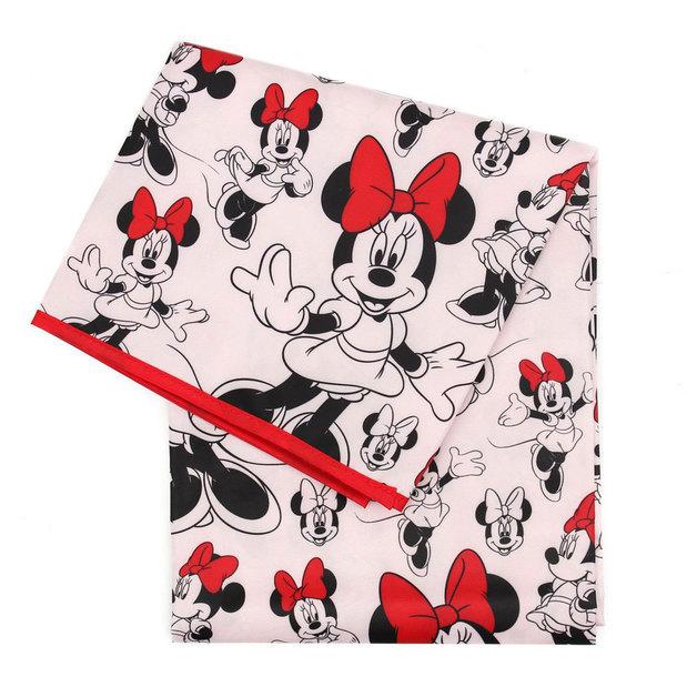 Bumkins Splat Mat - Classic Minnie Mouse
