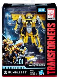Transformers: Generations - Deluxe - Bumblebee