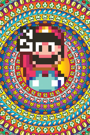 Super Mario Power Up Maxi Poster (879)