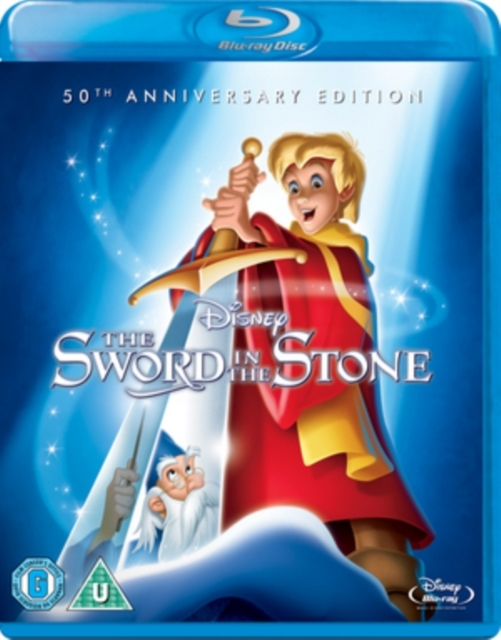 The Sword in the Stone on Blu-ray