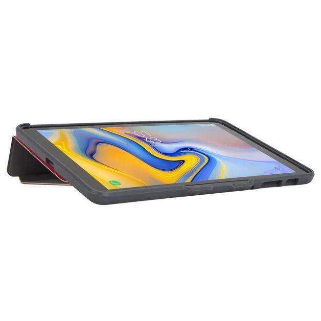 Targus: Click-In Samsung Galaxy Tab A - Fuchsia