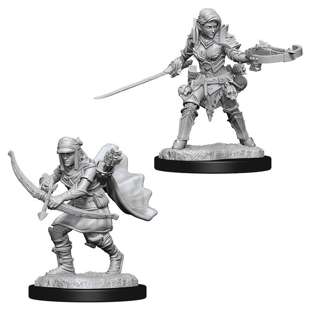 Pathfinder Deep Cuts - Elf Male Sorcerer | at Mighty Ape Australia