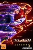 The Flash - Season 5 on DVD