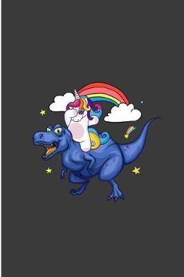 Unicorn Dinosaur by Kyra Thompson image