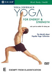 Yoga (Living Arts) - Energy And Strength on DVD