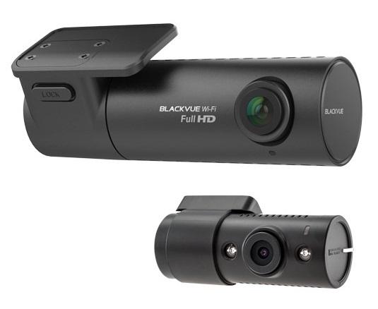Black Vue: DR590W-2CH - Dual Full HD Dashcam