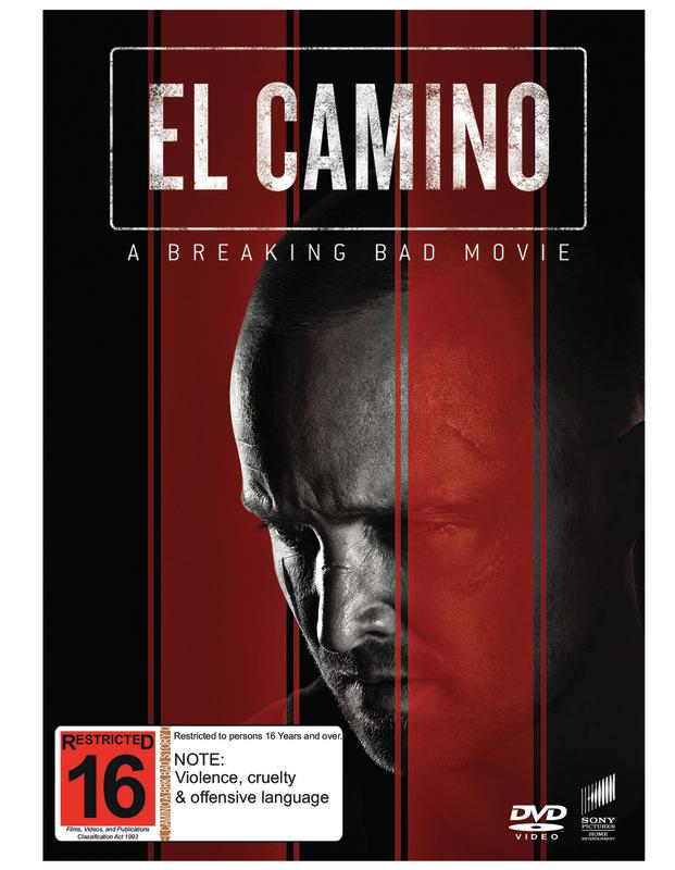 El Camino: A Breaking Bad Movie on DVD