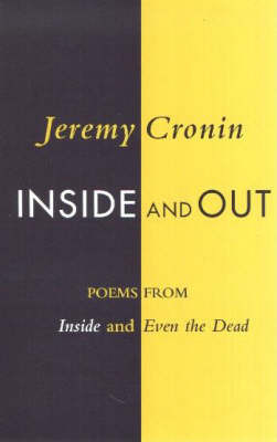 Inside and Out by Jeremy Cronin image
