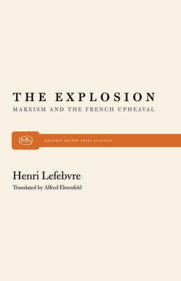 Explosion by Henri Lefebvre