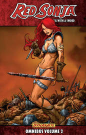 Red Sonja: She-Devil with a Sword Omnibus Volume 2 by Michael Avon Oeming image
