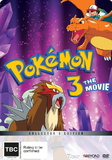 Pokemon Movie 3: Spell of the Unknown (Collectors Edition) DVD