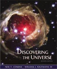 Discovering the Universe by Neil F. Comins image