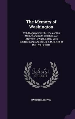 The Memory of Washington by Nathaniel Hervey image