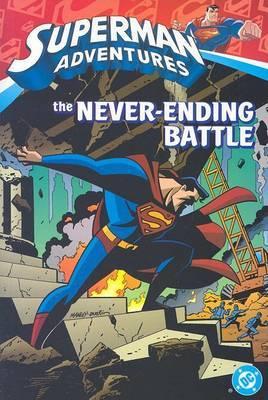 Superman Adventures Vol 2 Never Ending B by M Millar image