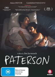Paterson on DVD