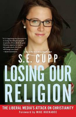 Losing our Religion by S E Cupp image
