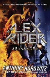 Ark Angel (Alex Rider #6) by Anthony Horowitz image
