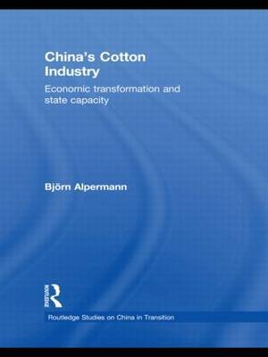 China's Cotton Industry by Bjorn Alpermann image