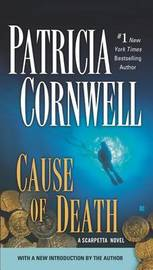 Cause of Death (Kay Scarpetta #7) US Ed. by Patricia Cornwell image