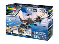 Revell: 1/32 Junkers Ju-88A-4 Technik Series Model Kit