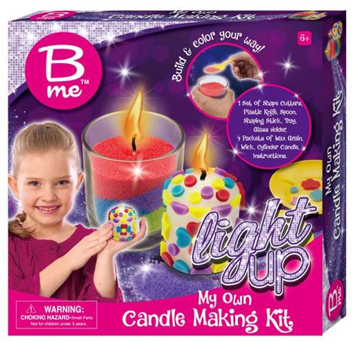 B.Me: Candle Making - Craft Kit