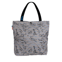 Tote Bag One Fish Two Fish (Tile)