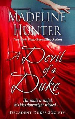 A Devil of a Duke by Madeline Hunter image