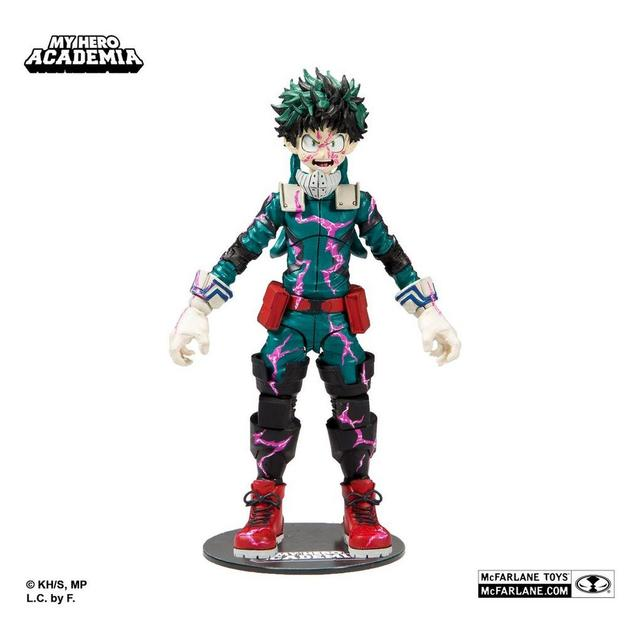 "My Hero Academia: Izuku Midoriya (Full Cowl) - 7"" Articulated Figure"