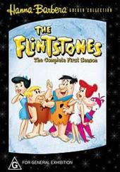 Flintstones, The - Season 1 (5 Disc Box Set) on DVD
