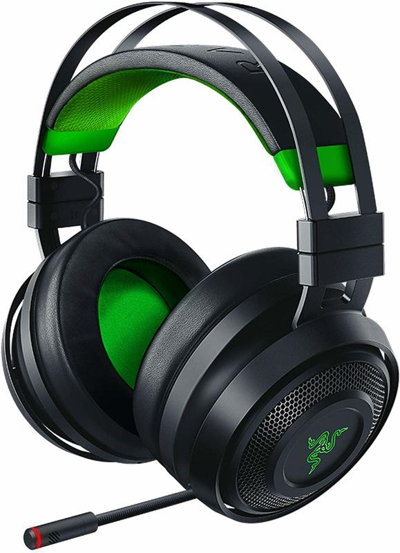 Razer Nari Ultimate Wireless Gaming Headset for PC, Xbox One