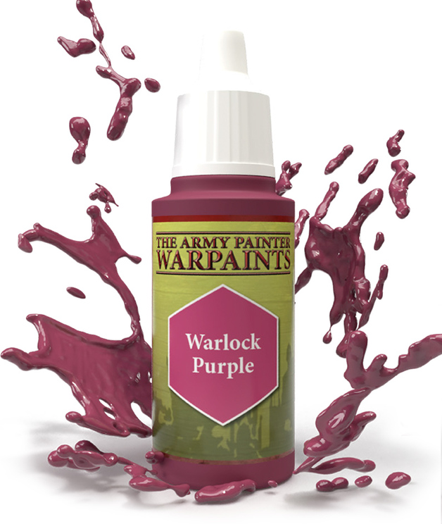 Army Painter: Warpaints - Warlock Purple