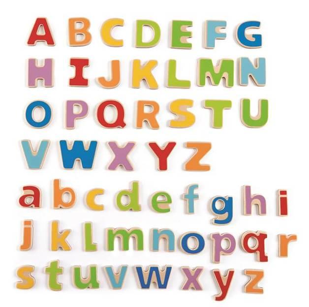 Hape: ABC Magnetic Letters