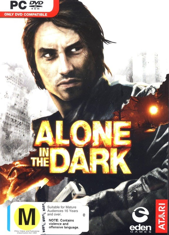 Alone in the Dark for PC Games