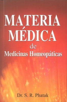 Materia Medica de Medicinas Homeopaticas