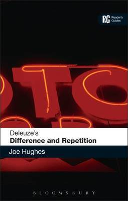 "Deleuze's ""Difference and Repetition"" by Joe Hughes image"