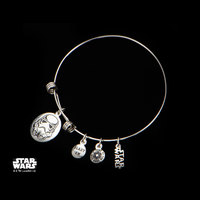 Star Wars Stormtrooper Stainless Steel Expandable Bracelet image