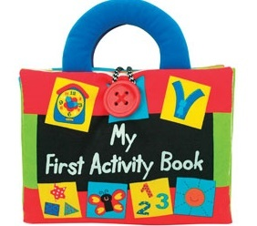 K's Kids: Read N Play – My First Activity Book image