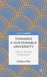 Towards a Sustainable University by Chiara Mio