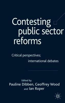 Contesting Public Sector Reforms image